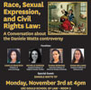 Race, Sexual Expression, and Civil Rights Law: A Conversation about the Daniele Watts controversy